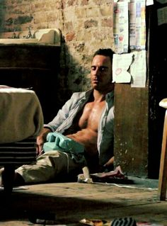 Fassy Time - scene from The Counselor
