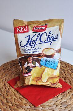 Wer liebt sie nicht - Kartoffeln mit Butter und Salz? Ein Glück, dass man genau die jetzt auch in Form von knusprigen Chips genießen kann.