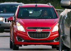 The Chevy Spark EV: General Motors Readies All-Electric Vehicle.