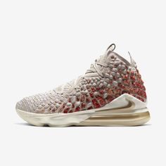 Nike LeBron 17 Win/Win Basketball Shoe (Desert Sand) The Effective Pictures We Offer You About runni Nike Lebron, Lebron 16, Lebron James, Zapatillas Nike Basketball, Nike Shoes, Shoes Sneakers, Converse Shoes, Sneakers Fashion, Basketball Shoes For Men