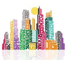 City Type - Designed by Oscar Wilson