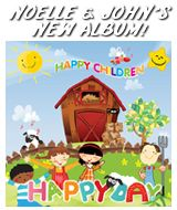 Free Kids' Music - made available free from indie artists - from Noelle Shearer and John Morgan, among others.