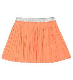 Jupe Orange ♥ (taille: 14 ans) pour 60 euros