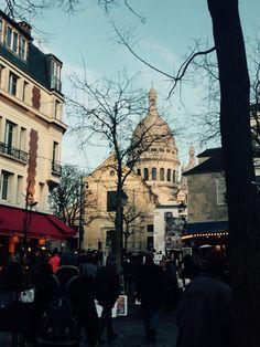 Cathedral du Sacre Coeur, Paris