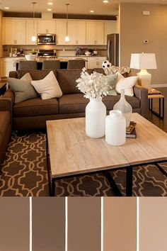 Living room decor brown couch ideas in march . Living room decor brown couch ideas in march . - Living room decor brown couch ideas in march 2019 – decor Living Room Decor Brown Couch, Good Living Room Colors, Living Room Color Schemes, Elegant Living Room, Small Living Rooms, Living Room Sets, Colour Schemes, Modern Living, Modern Wall