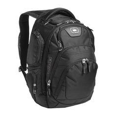 """New OGIO Stratagem Pack 17"""" Laptop / MacBook Pro Black Backpack #Ogio #Backpack"""