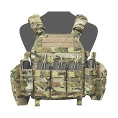 Warrior Assault Systems DCS DA 5.56mm Plate Carrier