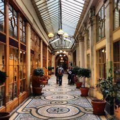 Galerie Vivienne in Paris, Île-de-France