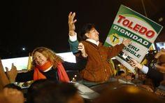 Correos confirman que Toledo planeaba residir en casa de Las Casuarinas
