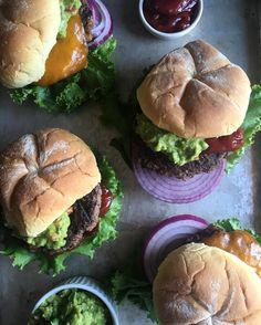 I hope this weekend is full of guacamole cheeseburgers with chipotle ketchup!! I'm so ready. #thejudylab #