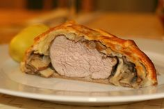 Sonja´s Kochinsel: 1. Advent: Schweinefilet Wellington 1 Advent, Sandwiches, Beef, Food, Sandwich Recipes, Easy Meals, Kochen, Food Food, Roll Up Sandwiches