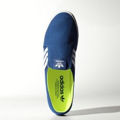 Tênis Adria PS Slip-On Feminino - Blue adidas | adidas Brasil