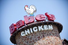Babe's Chicken- best fried chicken and best fried catfish I have ever had. Truly. Drive 100 miles to go. Frisco, Texas
