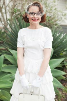 Elegant Ivory Florence Wedding Dress