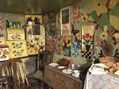 Maud Lewis's home inspires visitors at Art Gallery of Nova Scotia - Nova Scotia - CBC News