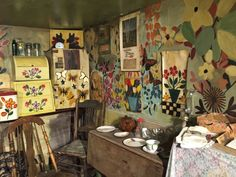 Everything Canadian artist Maud Lewis touched grew more beautiful.