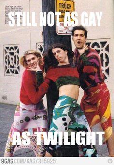 still not as gay as twilight LVL Nirvana!! #Nirvana