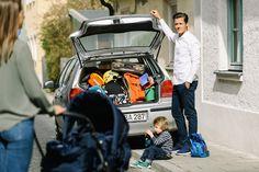Wieder kein Platz für den Kinderwagen? Einfach Kinderwagen mieten! Reisen mit Kindern