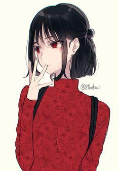 anime, cute, and kawaii image Kawaii Anime Girl, Anime Girls, Manga Kawaii, Cool Anime Girl, Chica Anime Manga, Pretty Anime Girl, Anime Oc, Fanarts Anime, Beautiful Anime Girl