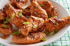 If you like spicy chicken wings, you are going to love our Simple Sriracha Chicken Wings! Our two-ingredient sauce ensures these chicken wings are easy and delicious.