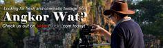 Check our stock footage of #AngkorWat at #VideoBlocks  Here: http://www.videoblocks.com/portfolio/Al_C