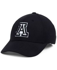 Top of the World Arizona Wildcats Completion Stretch Cap - Black S/M