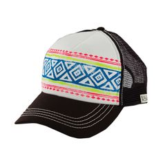 Tight Rope Trucker Hat   Billabong US