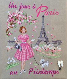 Уютные вечера: Les Brodeuses Parisiennes