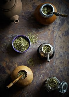 Yerba Mate Tea is one of our favorites. It's a great alternative to coffee!