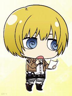 Armin - Attack on Titan / Shingeki no Kyojin