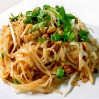 Miracle Noodle Chicken Pad Thai Recipe