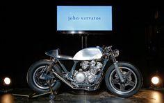 "THE BALCK MOTORCYCLES & JOHN VARVATOS # 1980 Honda CB 750cc ""Series 1000 Model"""