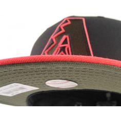 Arizona DiamondBacks New Era Fitteds Hats (NIKE AIR KD VI METEORS) niceeeeeeee