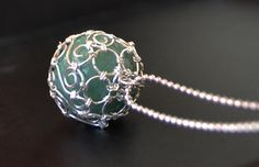 Oasiaris - handcrafted jewelry | Aventurine Ball | Online Store Powered by Storenvy