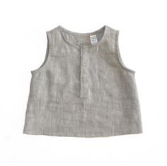 Our versatile tank is a cool, comfortable summer piece that is perfect for playing in the park or hanging out by the river and can be worn into the...