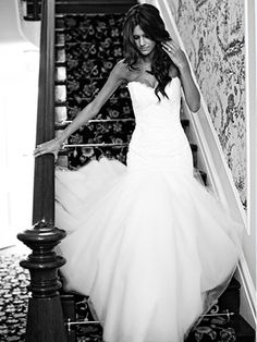 Perfect silhouette - Wedding dress
