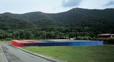 Joan Puigcorbe&RCR Arquitectes- Nursery, Besalú 2009. Via.