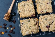 Breakfast Cookies Recipe: Make This Oatmeal Fruit Cookie Bars Recipe & You Won't Buy Granola Bars Again | Cookies | 30Seconds Food