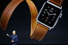 The New Hermès Apple Watch and More Big News from Today's Apple Event