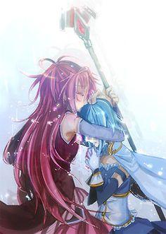 So perfect! Hotaru and Eden. :)