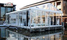 Custom Clear Wedding Tent