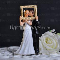 Prenant mariage Photos Gâteau Topper - EUR € 24.54