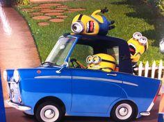 cars minions - Google zoeken