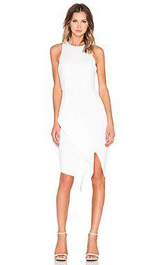 ELLIATT Reef Dress in White
