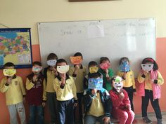 #mask #students #primaryschool #teachingenglish