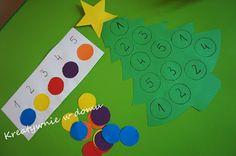 Świąteczna nauka przez zabawę | Kreatywnie w domu