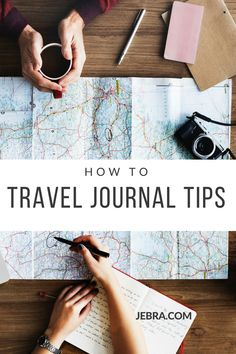 A guide to starting and keeping a travel journal with tips and ideas.