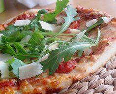 Výborné cesto ktoré je treba vyskúšať...Talianske pizza cesto