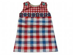 the dream factory: Free sewing pattern baby dress size 68 t / m 92
