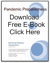 Pandemic Preparedness. The of idea of this is frightening but remember it has already happened in 1918. It is remarkable that we do not talk about 1918 pandemic and I had to learn about it in a college biology class! It will happen again.